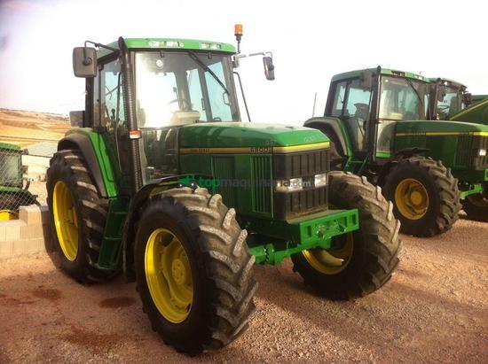 Tractor agrícola - John Deere - 6800