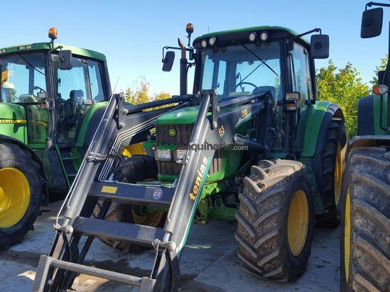 Tractor agrícola - John Deere - 6420