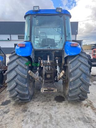 Tractor agrícola - New Holland - TD95 D