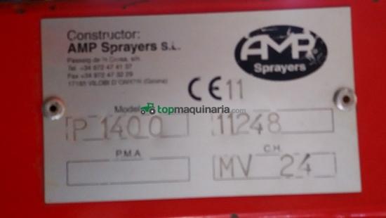 Pulverizador arrastrado - AMP Sprayers - AMP