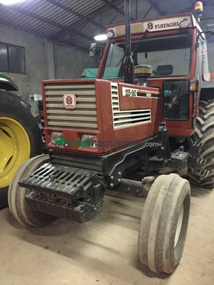 Tractor agrícola - Fiat / Fiatagri - 115 -90 ST