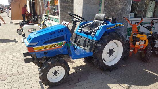 Mini tractor - Iseki - 175