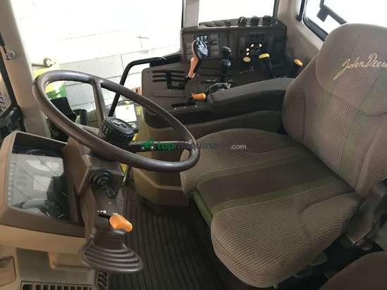 Tractor agrícola - John Deere - 6120 PREMIUM