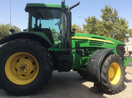 Tractor agrícola - John Deere - 7720