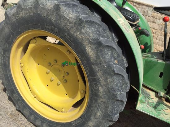 Tractor agrícola - John Deere - 1750 V