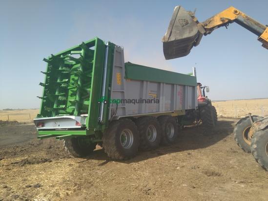 Remolqu agrícola - HIDRA-EXPULS