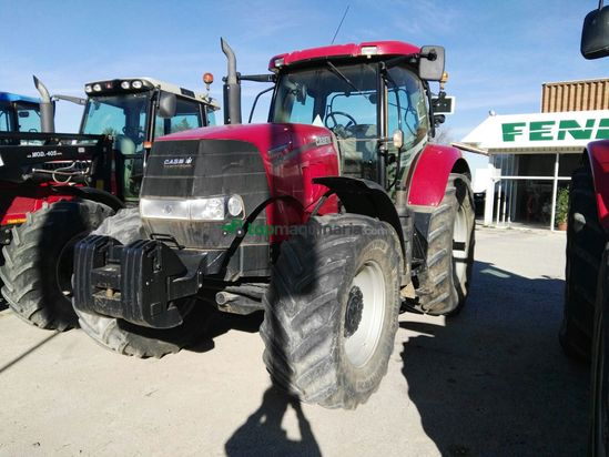Tractor agrícola - Case IH - PUMA 165