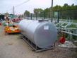 Depósitos-cisternas de poliéster y chapa galvanizada