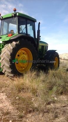 Tractor agrícola - John Deere - 7810