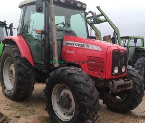 tractores de ocasion
