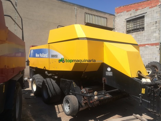 Recambio - EMPACADORA NEW HOLLAND BB950