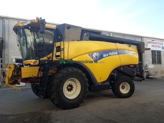 Cosechadora de Cereal - New Holland - CX8060