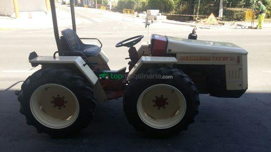 Mini tractor - Lander - 742
