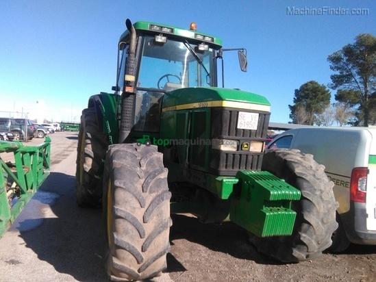 Tractor agrícola - John Deere - 7610