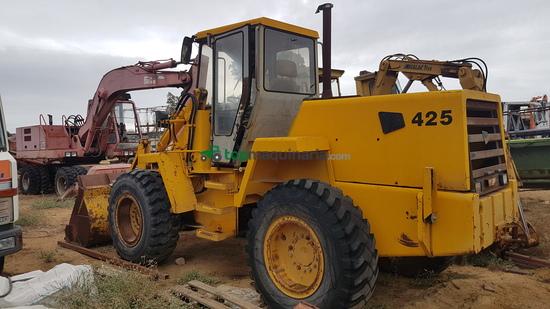 Pala cargadora -  JCB 425