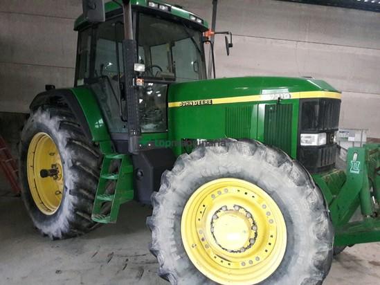 Tractor agrícola - John Deere - 7710 PREMIUN