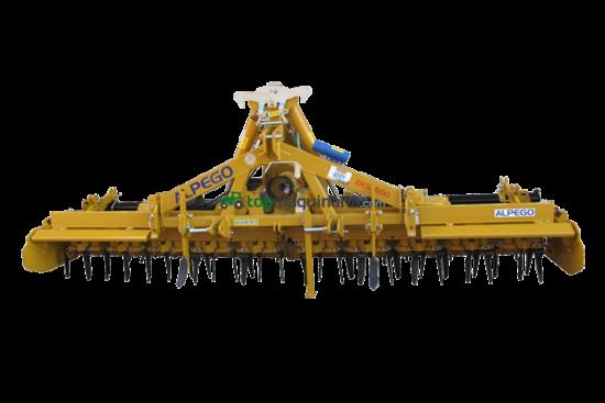 Grada rotativa - Alpego - DKS 450