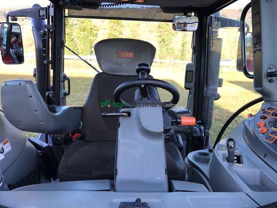 Tractor agrícola - Valtra