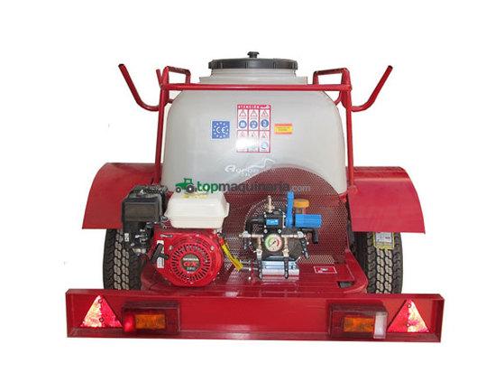 Cuba Arrastrada para coche AGROSAN TT 600 L.