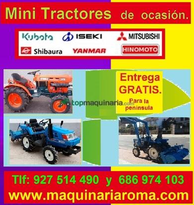 Minitractor
