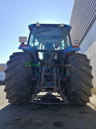 Tractor agrícola - New Holland - TM165