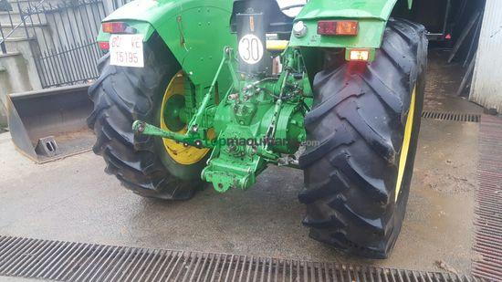 Tractor agrícola - John Deere - 2120