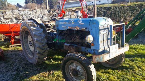 Tractor agrícola - Ebro - SUPER 55
