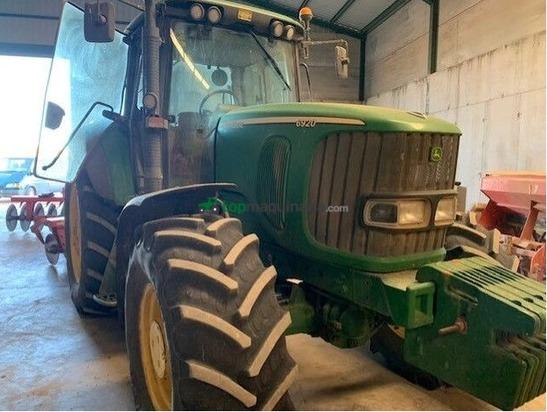 Tractor agrícola - John Deere -  6920S PREMIUM