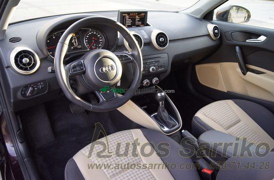 Audi A1 1.6 TDi Attraction S-Tronic 90 cv