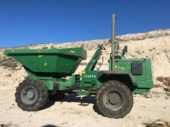 Dunper barford SXR5000