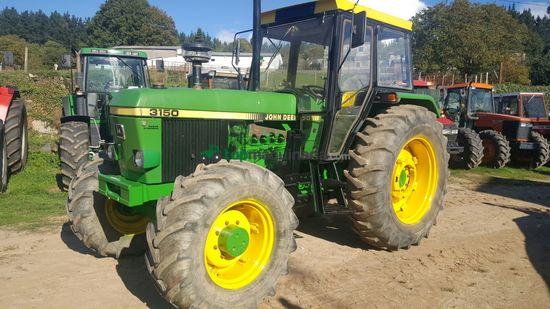 Tractor agrícola - John Deere - 3150