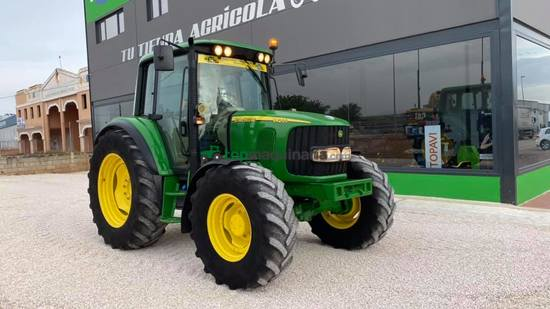 Tractor agrícola - John Deere - 6420S