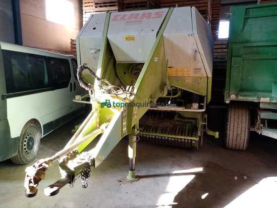 Empacadora gigant - Claas - 2200