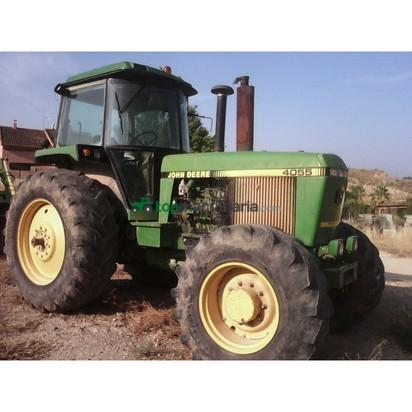 Tractor agrícola - John Deere - 4055