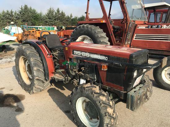 tractor agrícola fiat / fiatagri 55-86dt en granada - topmaquinaria