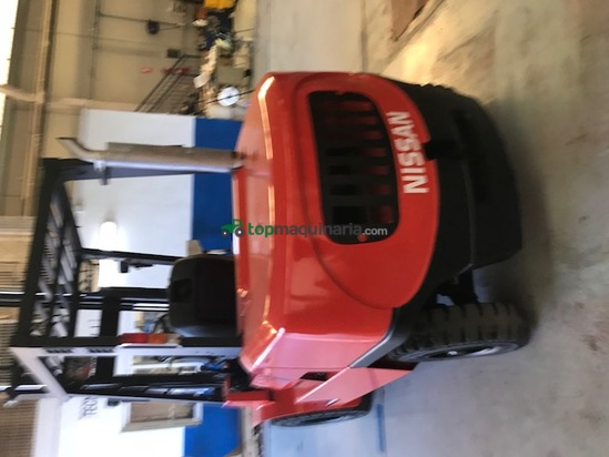 Carretilla eléctrica - Nissan - 45