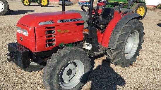 Tractor agrícola - Massey Ferguson - 1345