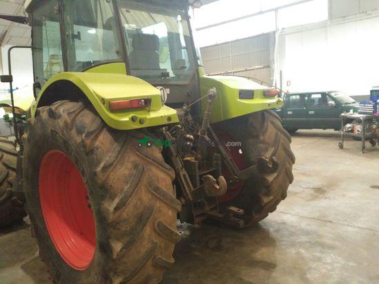 Tractor agrícola - Claas - ARES 697