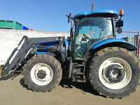 Tractor agrícola - New Holland - T6020 CON PALA New Holland