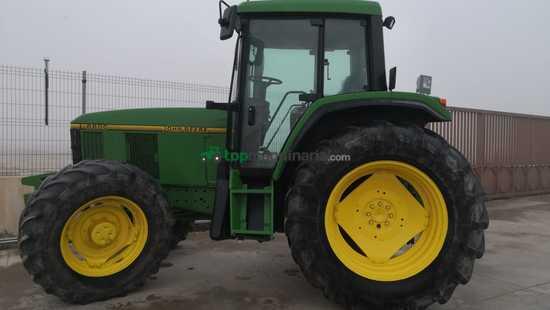 Tractor agrícola - John Deere - 6600