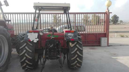 Tractor agrícola - New Holland - 82-86