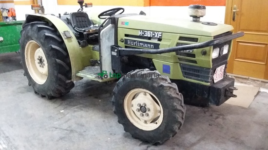 Tractor agrícola - Hürlimann - H361XF