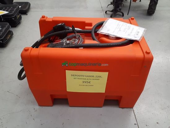 DEPOSITO GASOIL CARRY TANK 220L