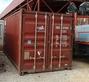 Contenedores de 20 Standar ( 6 metros ) usados .