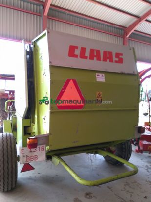 Empacadora - CLAAS ROLLANT 46