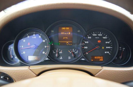 Porsche Cayenne Tiptronic 290 cv