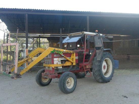 Tractor agrícola Internacional