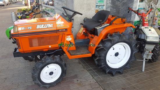 Mini tractor - Kubota - bultra B-15