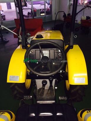 Tractor agrícola - Pasquali - Vanth 5. 40