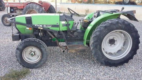 Tractor agrícola - Deutz-Fahr -  DX3.70F